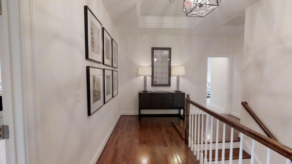 Model-Home-Upstairs-Hallway